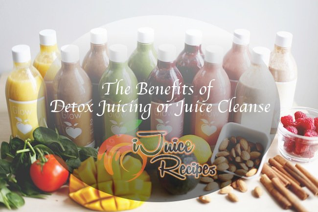 The Benefits of Detox Juicing or Juice Cleanse (0)