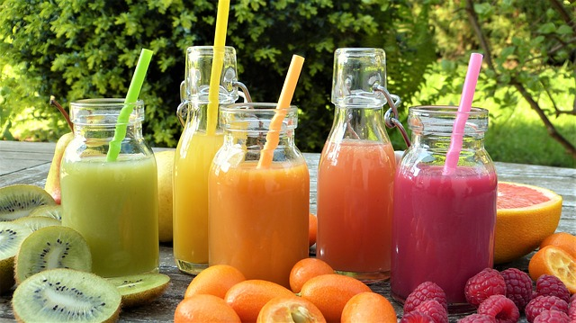 Fruit Juices Recipes